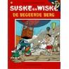 Suske en Wiske - 244 De begeerde berg - herdruk 2000