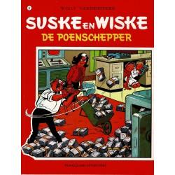 Suske en Wiske - 067 De poenschepper - herdruk - rode reeks