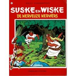 Suske en Wiske - 069 De nerveuze Nerviërs - herdruk - rode reeks