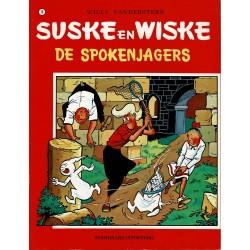 Suske en Wiske - 070 De spokenjagers - herdruk - rode reeks