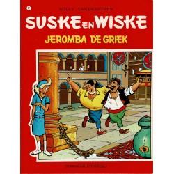 Suske en Wiske - 072 Jeromba de Griek - herdruk - rode reeks