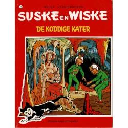 Suske en Wiske - 074 De koddige kater - herdruk - rode reeks