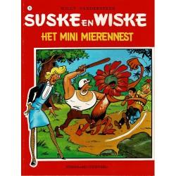 Suske en Wiske - 075 Het mini mierennest - herdruk - rode reeks