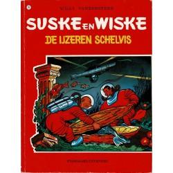 Suske en Wiske - 076 De ijzeren schelvis - herdruk - rode reeks