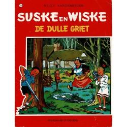 Suske en Wiske - 078 De dulle griet - herdruk - rode reeks