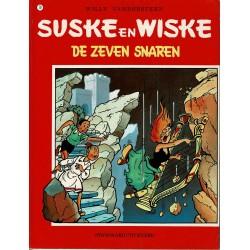 Suske en Wiske - 079 De zeven snaren - herdruk - rode reeks
