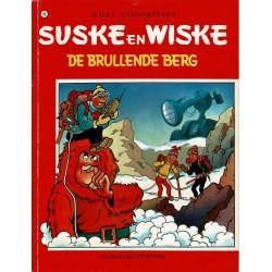 Suske en Wiske - 080 De brullende berg - herdruk - rode reeks