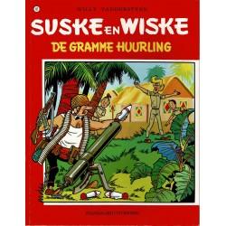 Suske en Wiske - 082 De gramme huurling - herdruk - rode reeks