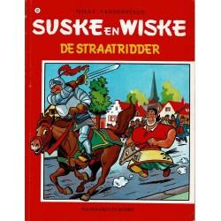 Suske en Wiske - 083 De straatridder - herdruk - rode reeks