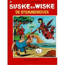 Suske en Wiske - 084 De stemmenrover - herdruk - rode reeks