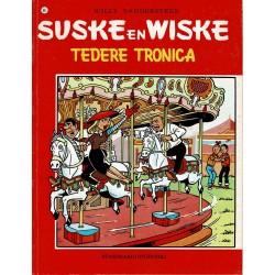 Suske en Wiske - 086 Tedere Tronica - herdruk - rode reeks