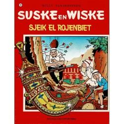 Suske en Wiske - 090 Sjeik El Rojenbiet - herdruk - rode reeks