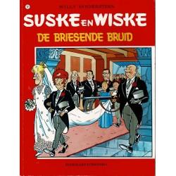 Suske en Wiske - 092 De briesende bruid - herdruk - rode reeks