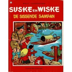 Suske en Wiske - 094 De sissende sampan - herdruk - rode reeks