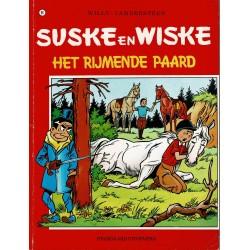 Suske en Wiske - 096 Het rijmende paard - herdruk - rode reeks