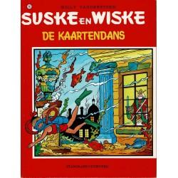 Suske en Wiske - 101 De kaartendans - herdruk - rode reeks