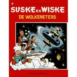 Suske en Wiske - 109 De wolkeneters - herdruk - rode reeks