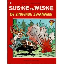 Suske en Wiske - 110 De zingende zwammen - herdruk - rode reeks