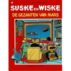 Suske en Wiske - 115 De gezanten van Mars - herdruk - rode reeks