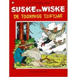 Suske en Wiske - 117 De toornige tjiftjaf - herdruk - rode reeks