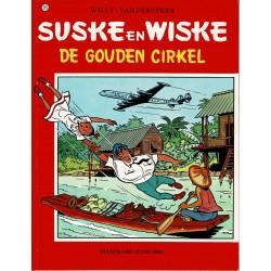 Suske en Wiske - 118 De gouden cirkel - herdruk - rode reeks