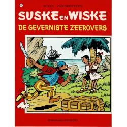 Suske en Wiske - 120 De geverniste zeerovers - herdruk - rode reeks