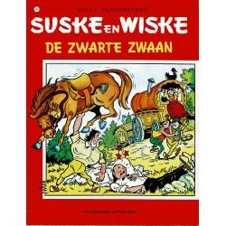 Suske en Wiske - 123 De zwarte zwaan - herdruk - rode reeks
