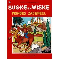 Suske en Wiske - 129 Prinses Zagemeel - herdruk - rode reeks