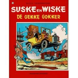 Suske en Wiske - 135 De gekke gokker - herdruk - rode reeks