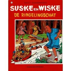 Suske en Wiske - 137 De ringelingschat - herdruk - rode reeks