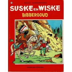 Suske en Wiske - 138 Bibbergoud - herdruk - rode reeks