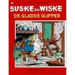 Suske en Wiske - 149 De gladde glipper - herdruk - rode reeks