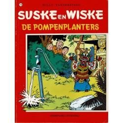 Suske en Wiske - 176 De pompenplanters - herdruk - rode reeks