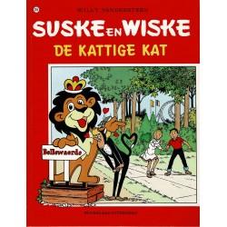 Suske en Wiske - 205 De kattige kat - herdruk - rode reeks