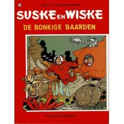 Suske en Wiske - 206 De bonkige baarden - herdruk - rode reeks