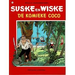 Suske en Wiske - 217 De komieke Coco - herdruk - rode reeks