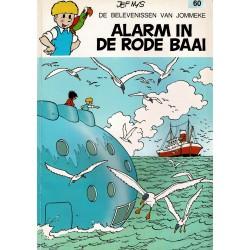 Jommeke - 060 Alarm in de rode baai - herdruk - oranje cover