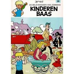 Jommeke - 026 Kinderen baas - herdruk - witte cover