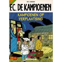 F.C. De Kampioenen - 008 Kampioenen op verplaatsing - herdruk - Standaard Uitgeverij