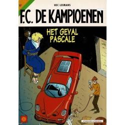 F.C. De Kampioenen - 017 Het geval Pascale - herdruk - Standaard Uitgeverij