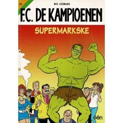 F.C. De Kampioenen - 019 Supermarkske - herdruk - Standaard Uitgeverij