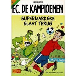F.C. De Kampioenen - 020 Supermarkske slaat terug - herdruk - Standaard Uitgeverij