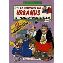 Urbanus - 024 Het verslechteringsgesticht - herdruk - Uitgeverij Loempia, in kleur