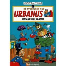 Urbanus - 004 Urbanus op Uranus - herdruk - Standaard Uitgeverij
