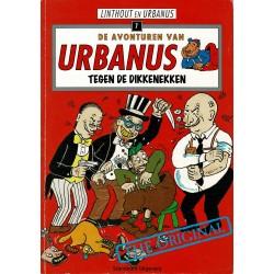 Urbanus - 007 Tegen de dikkenekken - herdruk - Standaard Uitgeverij