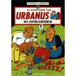 Urbanus - 018 Het lustige kapoentje - herdruk - Standaard Uitgeverij