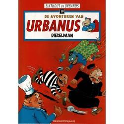 Urbanus - 019 Dieselman - herdruk - Standaard Uitgeverij