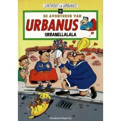Urbanus - 023 Urbanellalala - herdruk - Standaard Uitgeverij