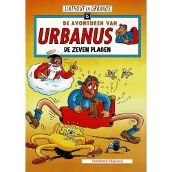 Urbanus - 025 De zeven plagen - herdruk - Standaard Uitgeverij