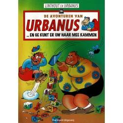 Urbanus - 028 … en ge kunt er uw haar mee kammen - herdruk - Standaard Uitgeverij